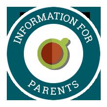 Information for parents button