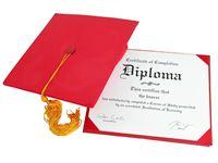 Diploma or GED