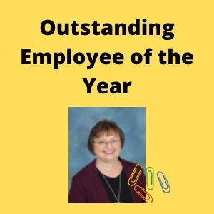 Outstanding Employee of the Year