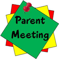 Federal Programs/Parent Training Meeting January 28, 2021