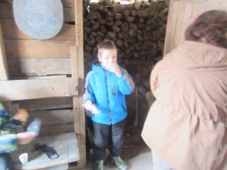 Sugar House Visit