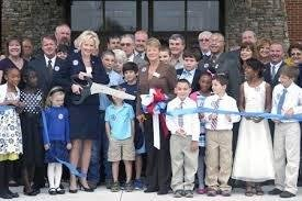 Ribbon Cutting on Oct. 22, 2013