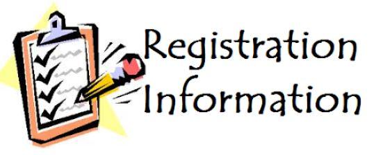 Registration Clipboard Image