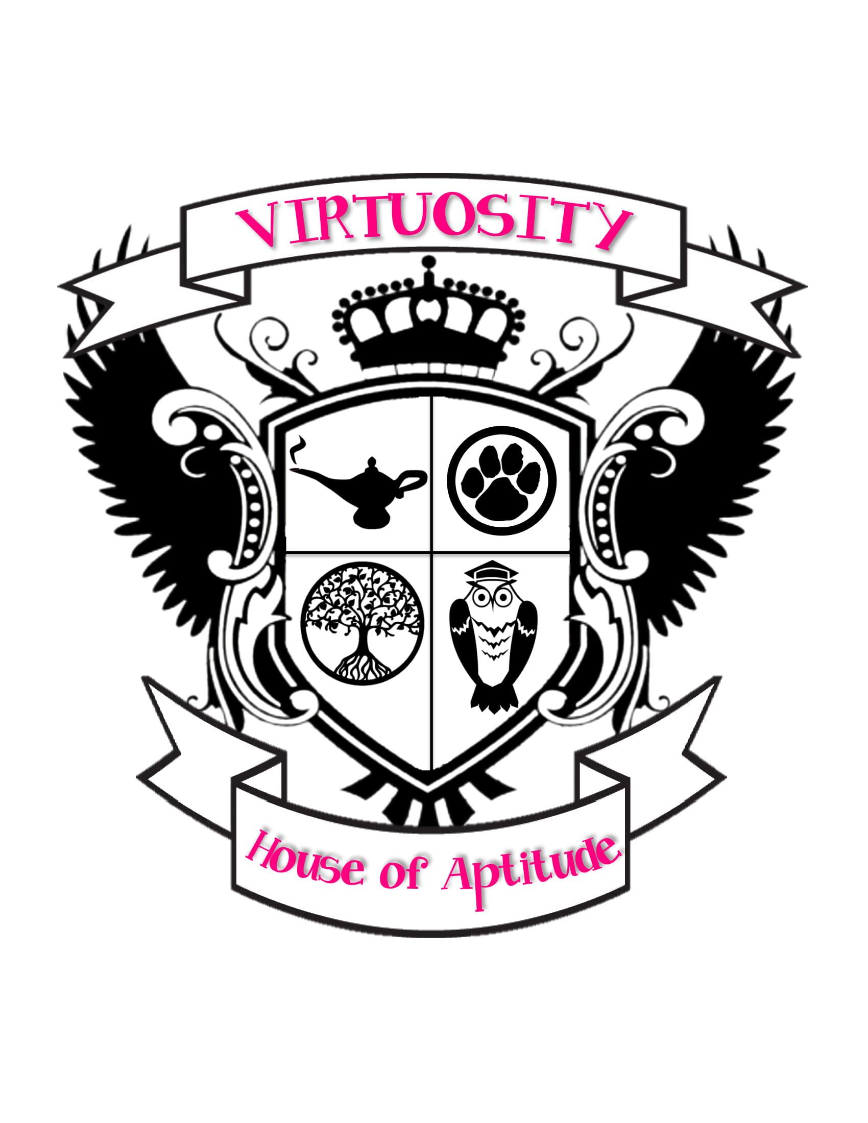 Virtuosity crest