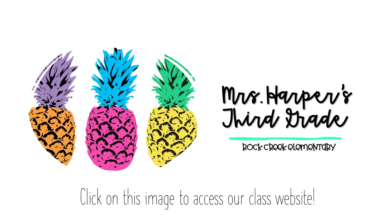 Click to visit our class website!
