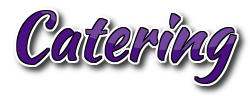 Catering banner image