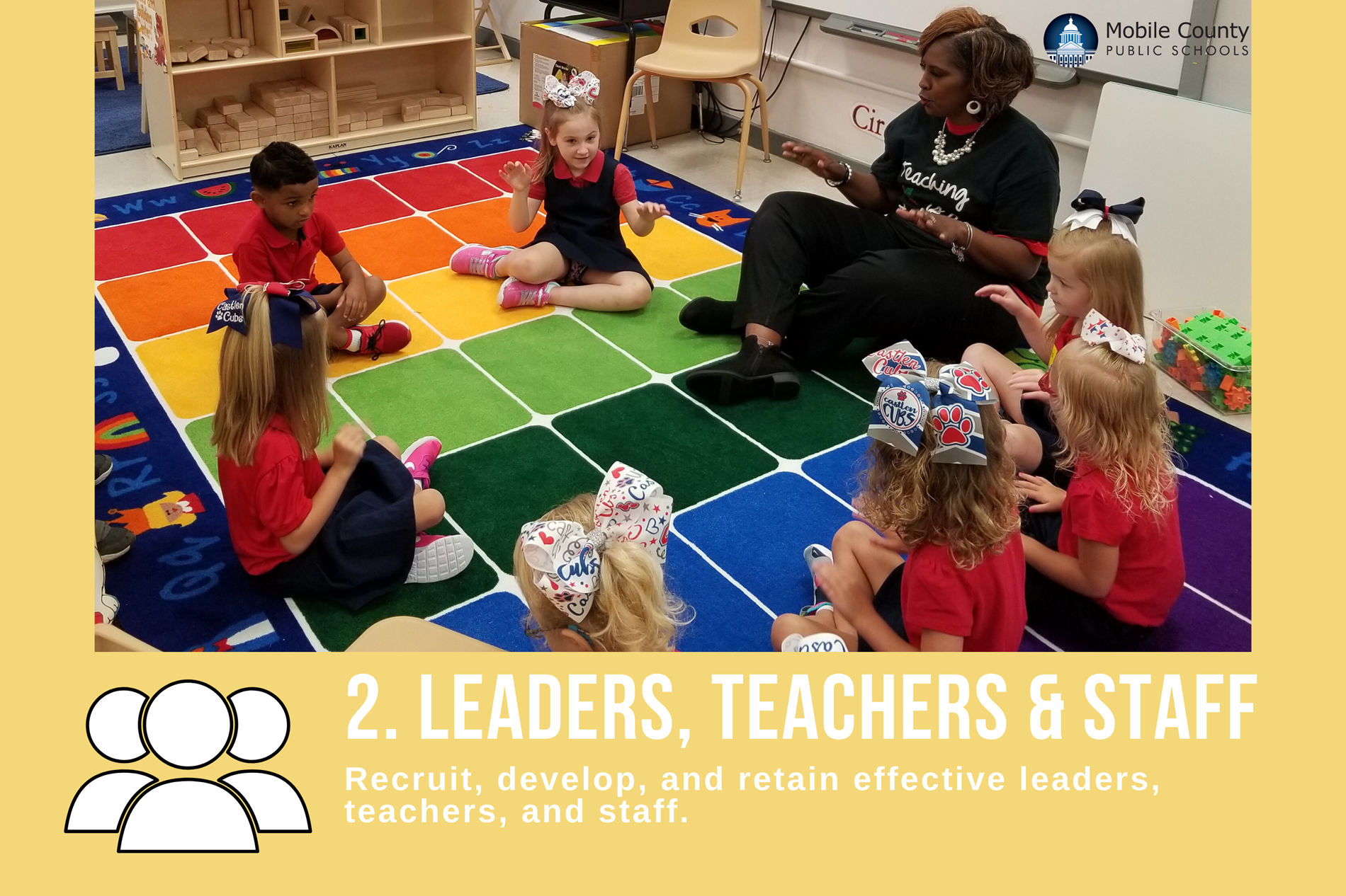 Leaders, Teachers, & Staff