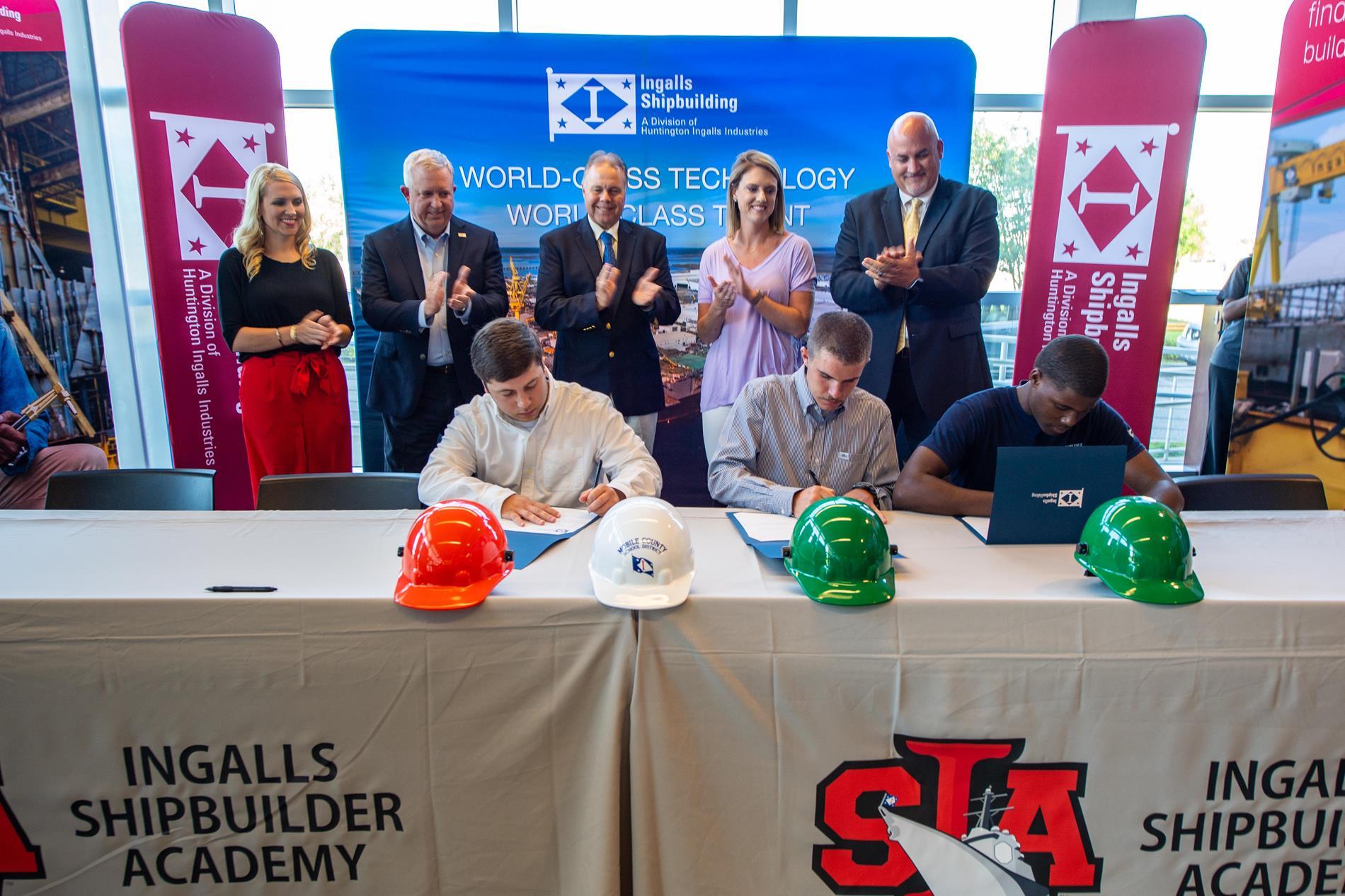 Ingalls Signing Day 2019