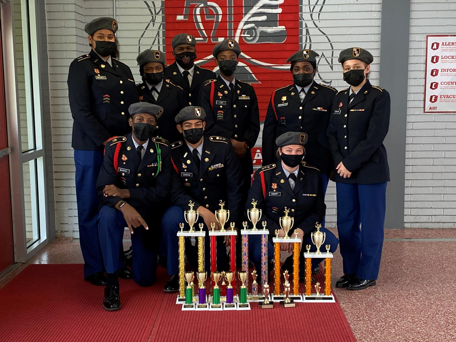 Red Raider Battalion