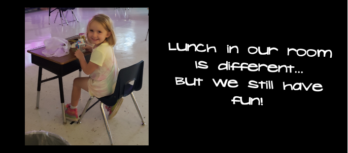 Lunch in Classroom