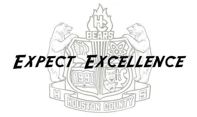 Expect Excellence Crest