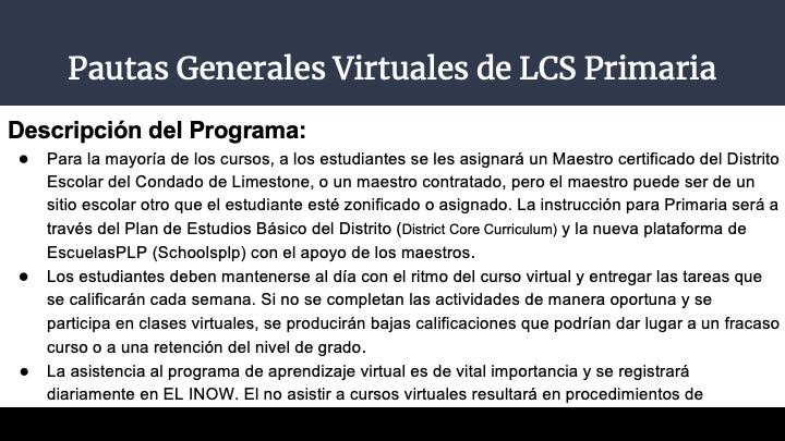 Virtual Reopening Slide 18