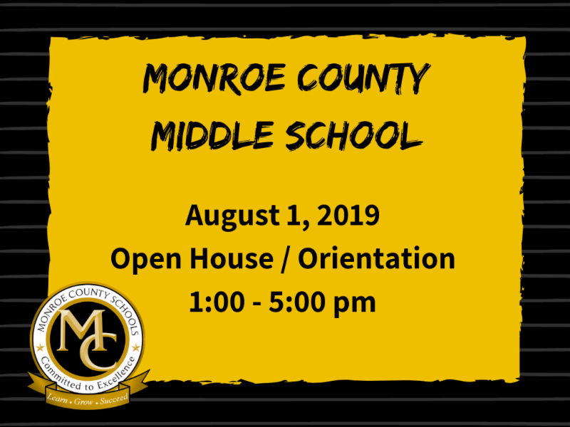 MCMS Open House