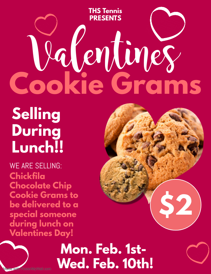 Cookie Fundraiser
