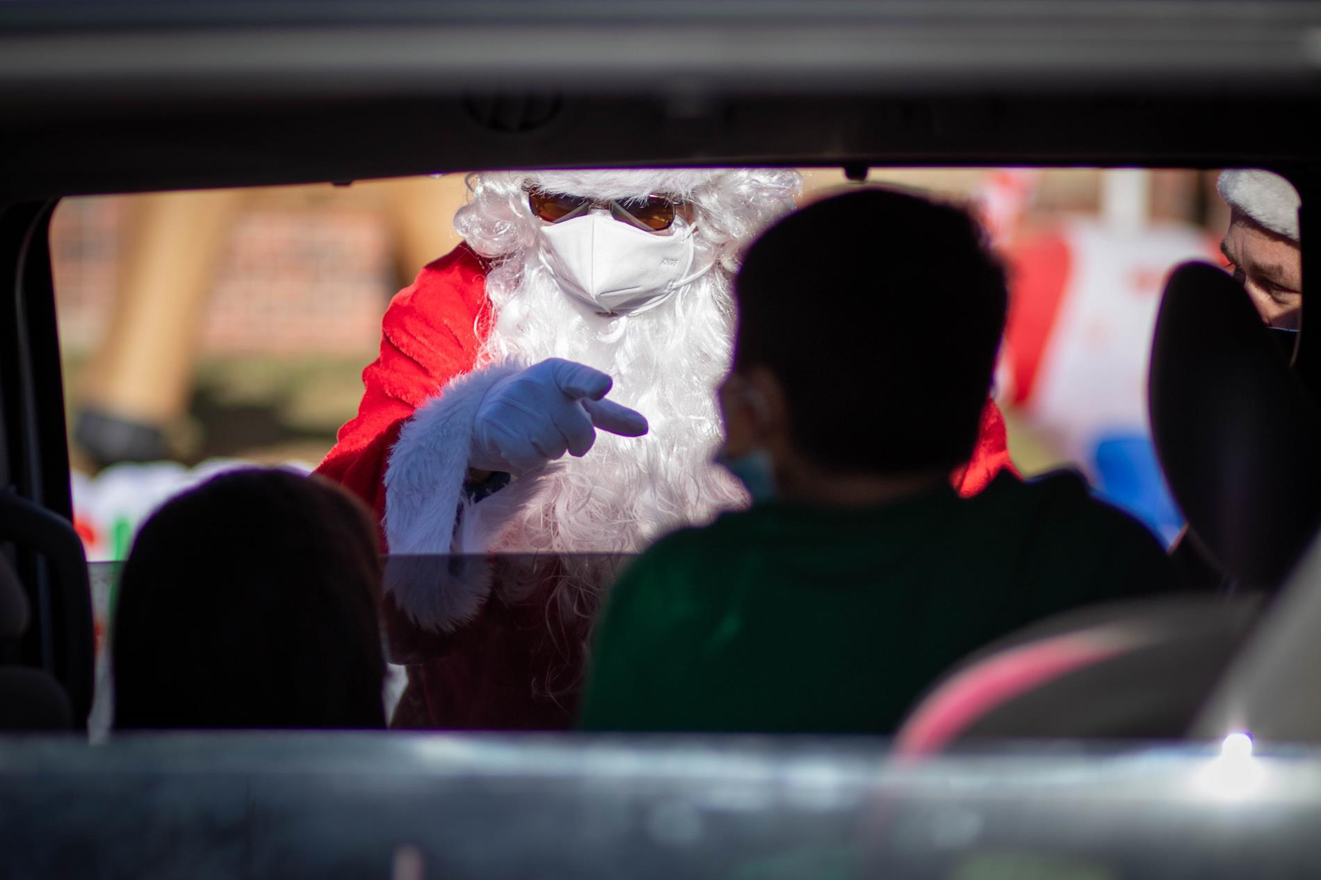 Meet & Greet with Deaf Santa