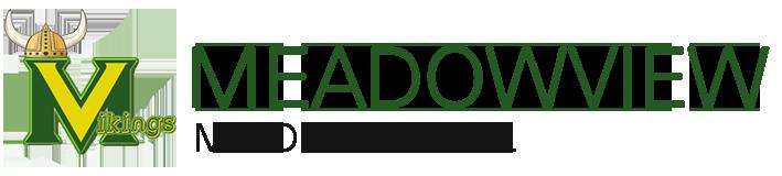 A - Meadowview Middle School Header Logo