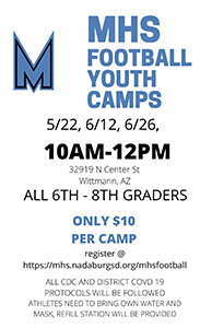 MHS Football Youth Camps