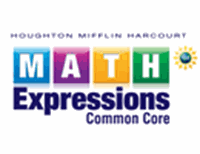 Math Expressions Common Core logo