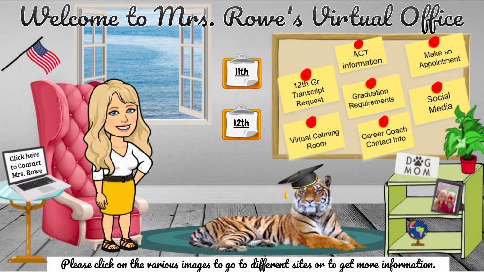 Mrs. Rowe's Virtual Page