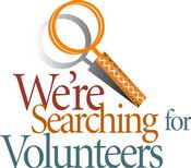 Volunteer search image