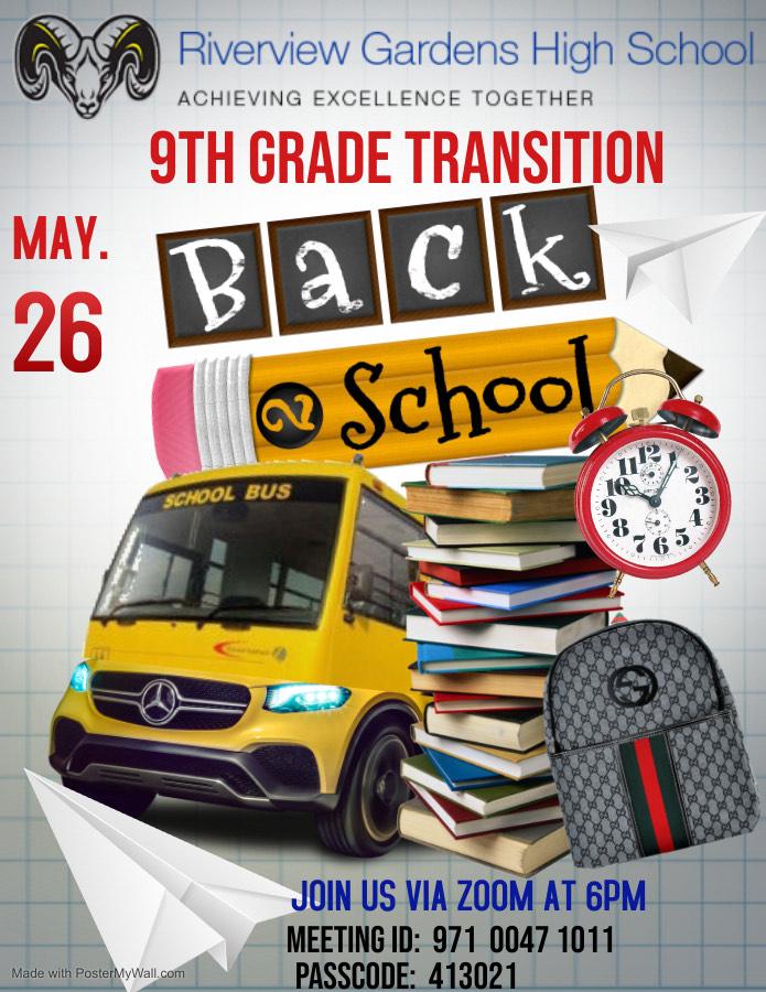 9th Grade Transition