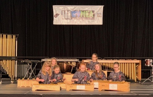A.I.B. Percussion Ensemble