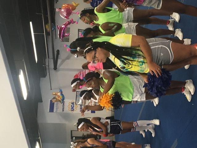 Space Jam Rally UCA Cheer Camp 2018 Panama City Beach, FL