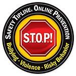 stop tip line logo