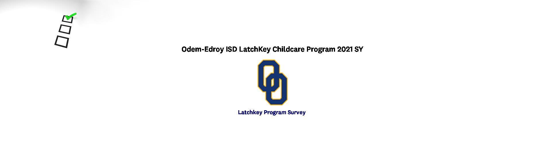 Latchkey Program Survey