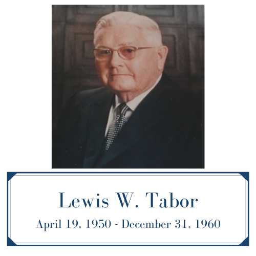 Lewis W. Tabor