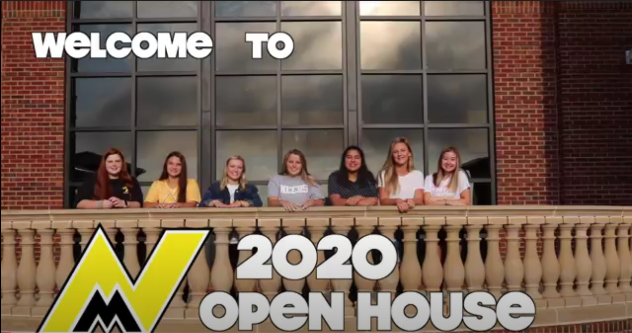 2020 NMHS Open House