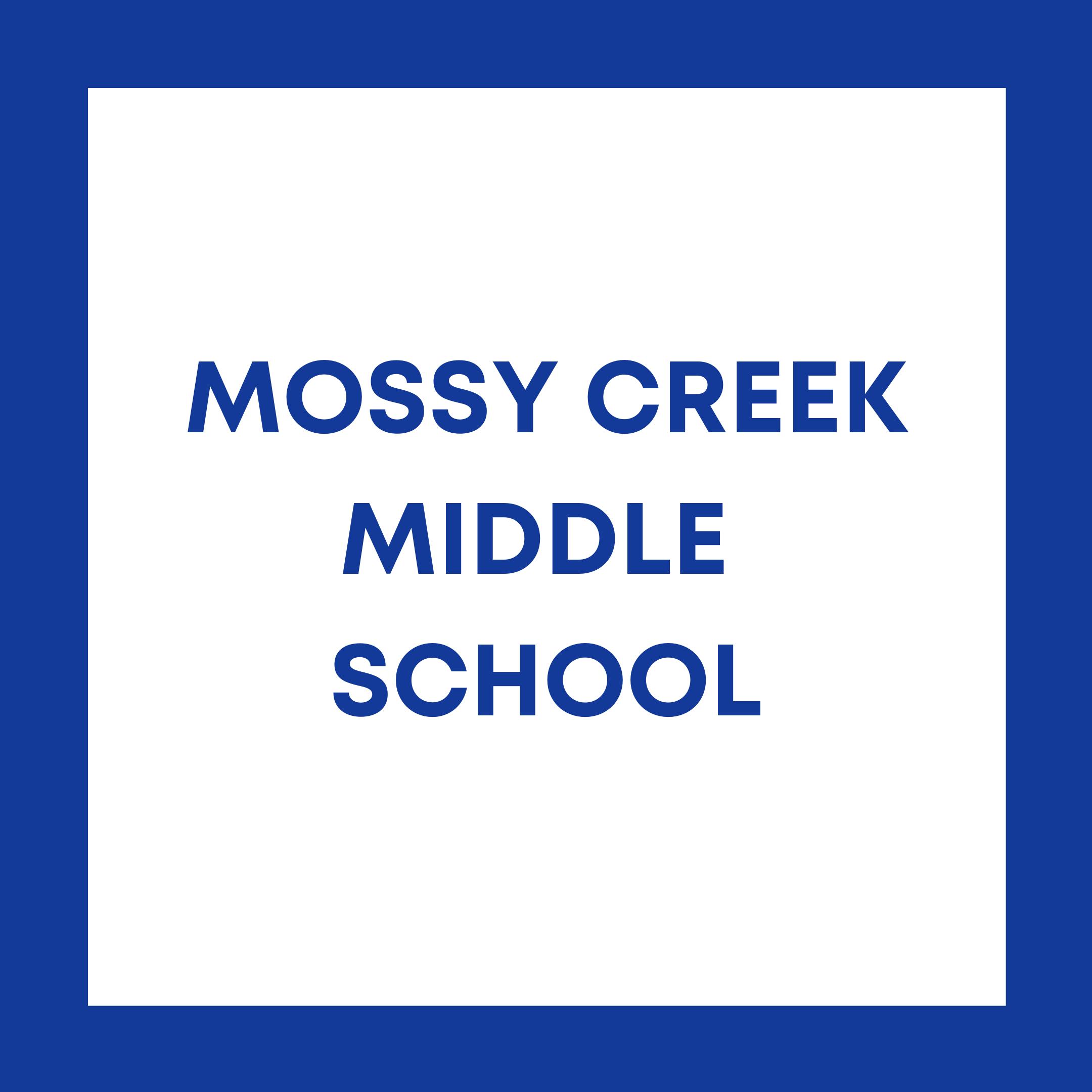 Mossy Creek Middle School