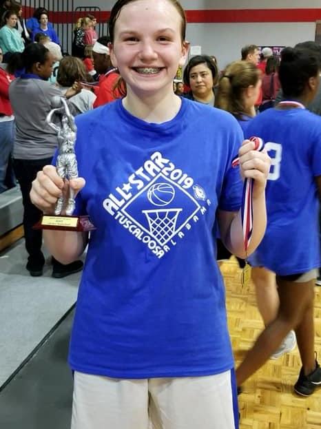 2018-19 Girls Basketball Allstars