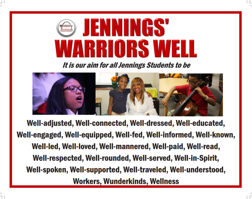 Jennings' Warriors Well