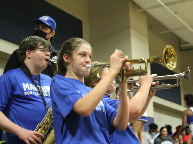 Basketball Pep Band