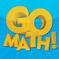 Think Central Go Math Logo