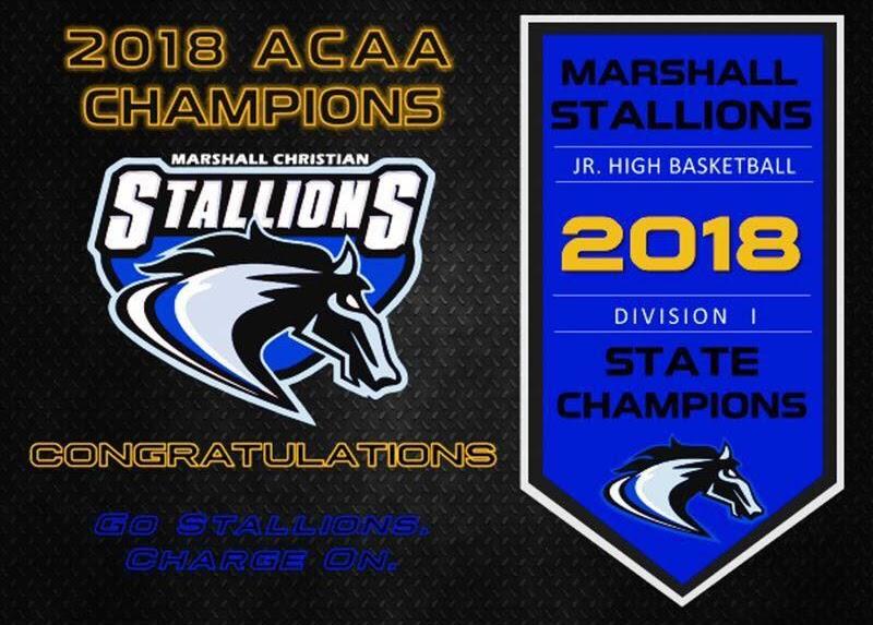 2018 Champion Poster