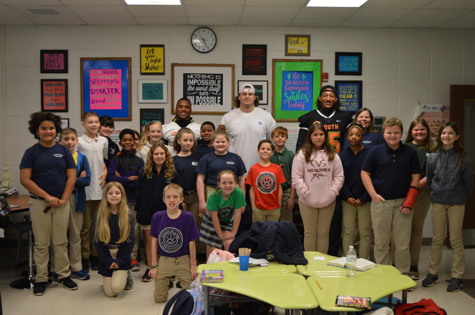 5th Grade group photo