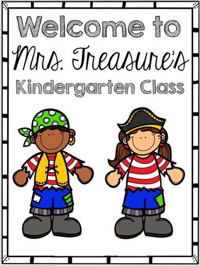Welcome to Mrs. Treasure's class