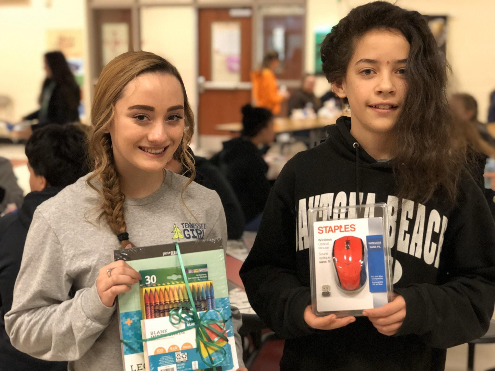 8th grade prize winners