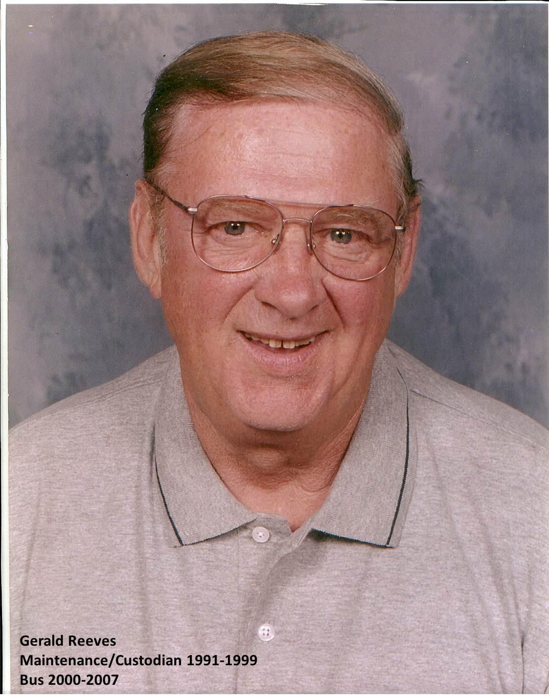 Gerald Reeves