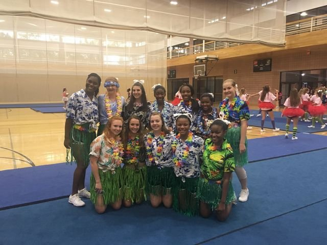 These girls made UCA All-American!
