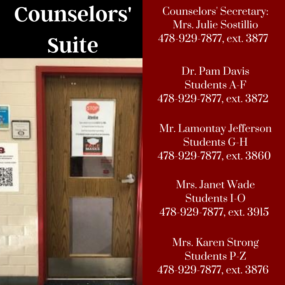 Counselors Suite