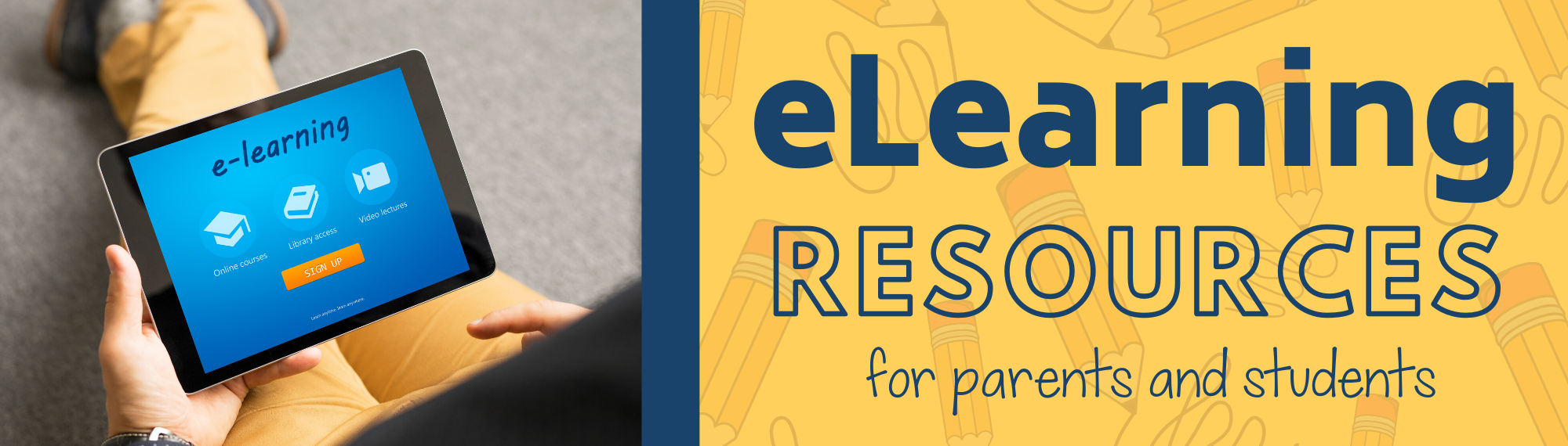 eLearning Resources for students and parents