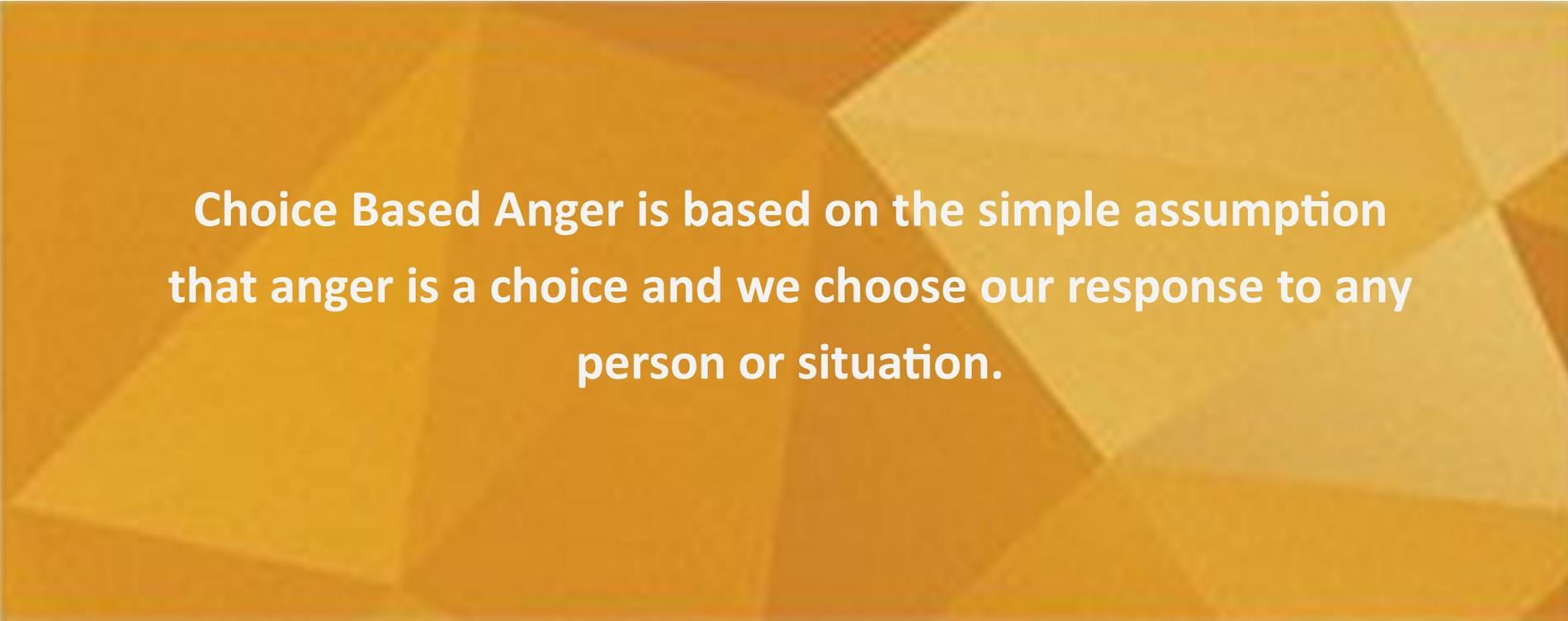 Anger Management description