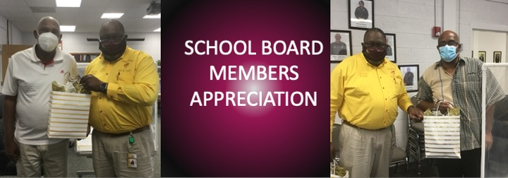 School Board Appreciation (b) 2021