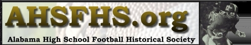 link to alabama high school football historical society