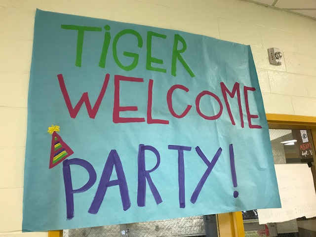 Tiger Welcome Party