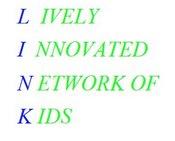 L.I.N.K. anagram graphic