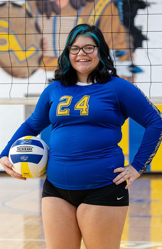 #24 Alyssa Reynolds